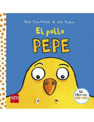 El pollo Pepe de Nick Denchfield