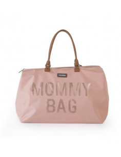 Bolsa de maternidad Mommy Bag rosa Childhome