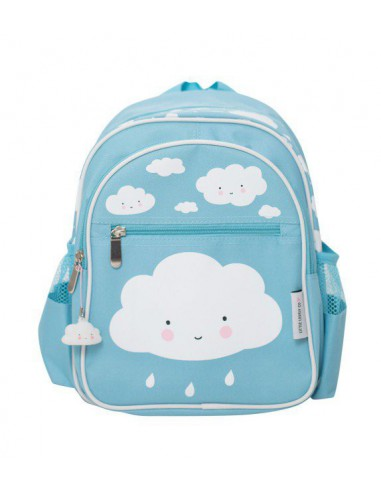 Mochila para primaria nube  A Little Lovely Company