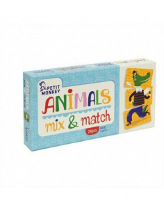 Mix& Match Animales Petit Monkey