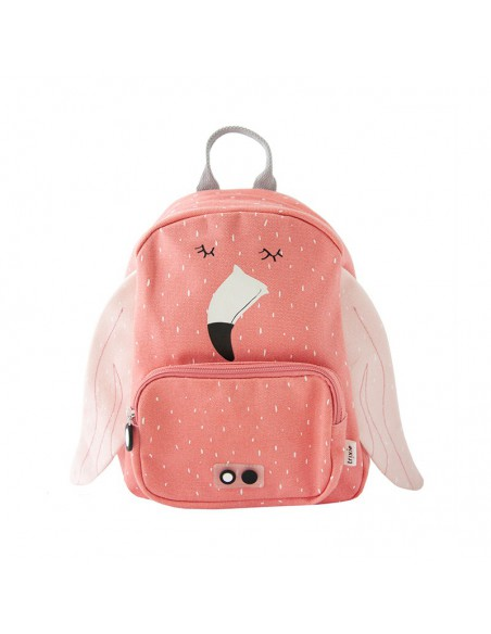 Mochila flamenco personalizable Trixie