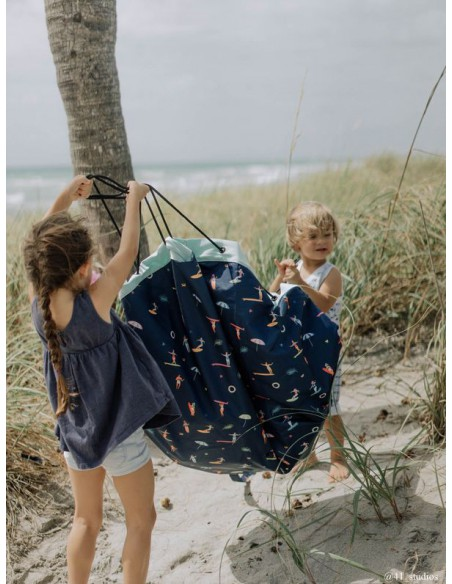 Manta de juegos para exterior impermeable surf Play and Go