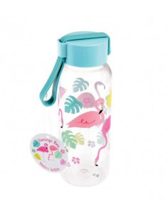 Botella infantil Flamingo Bay