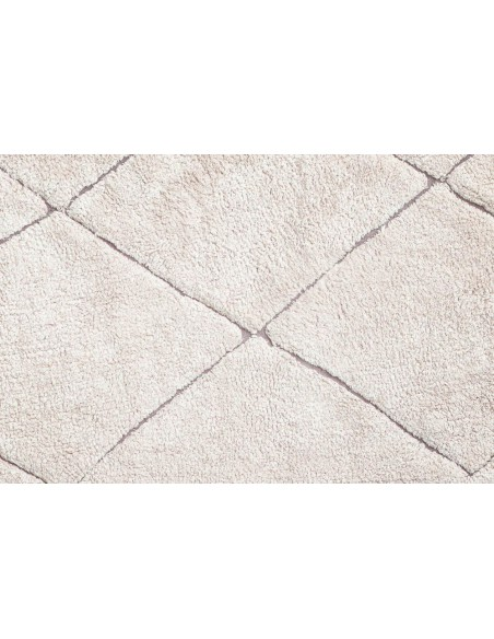 Alfombra lavable Rygcycled Bereber XS de Lorena Canals