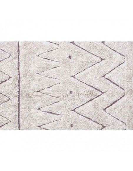 Alfombra Lavable RugCycled Azteca XS de Lorena Canals